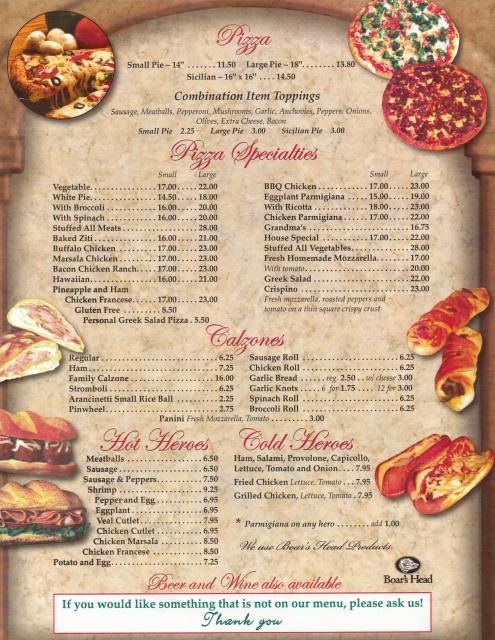 Bella Roma Pizzeria & Restaurant - Coconut Creek, FL - Groupon